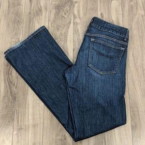Gap Perfect Boot Cut Jeans Blue Size 28 6 Regular